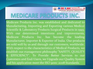 Blood Lancet  Manufacturers
