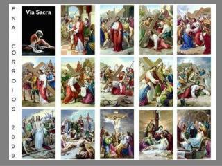 1ª Estação: JESUS É CONDENADO À MORTE