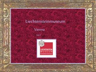 Liechtensteinmuseum             Vienna                            Teil 2