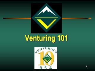 Venturing 101