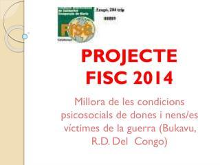 PROJECTE FISC 2014