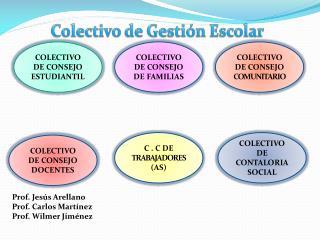 COLECTIVO DE CONSEJO ESTUDIANTIL