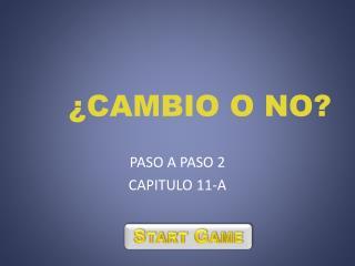 PASO A PASO 2  CAPITULO 11-A