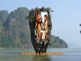 Novena � Santa Marta