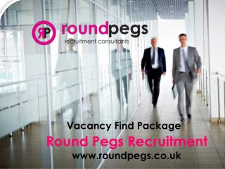 Round Pegs Recruitment roundpegs.co.uk