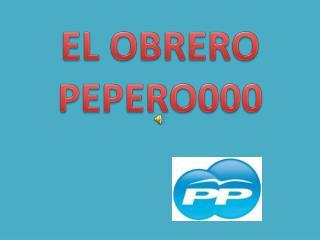 EL OBRERO PEPERO000