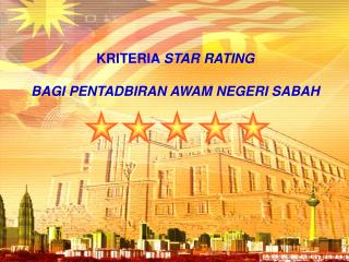 Kriteria Star Rating