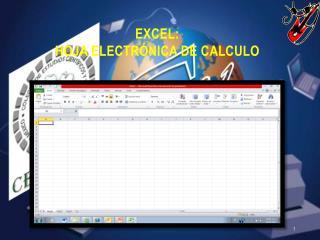 Excel: hoja electrónica de calculo