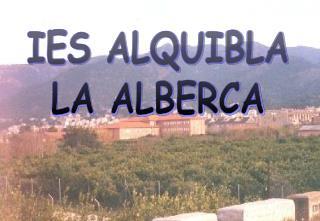IES ALQUIBLA LA ALBERCA