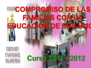 Curso 2011 - 2012