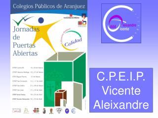 C.P.E.I.P. Vicente Aleixandre
