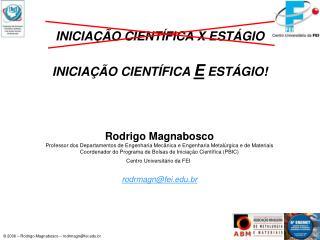 Rodrigo Magnabosco