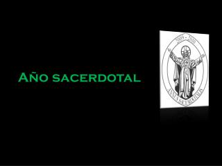 Año sacerdotal