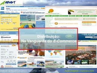 Distribuição:  Na Vanguarda do  E-Commerce