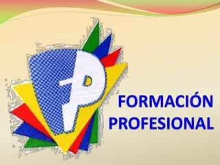 FORMACI�N PROFESIONAL