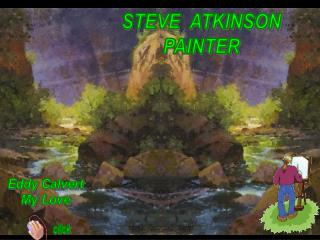 STEVE  ATKINSON PAINTER