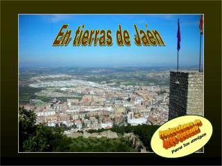 En tierras de Jaén