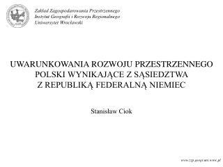 Stanisław Ciok