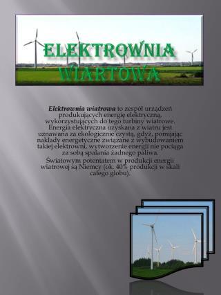 Elektrownia wiartowa