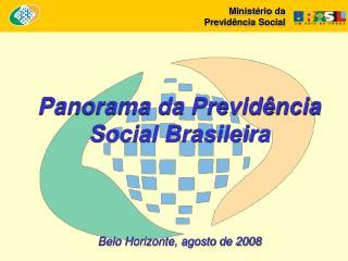 Belo Horizonte, agosto de 2008