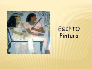 EGIPTO Pintura