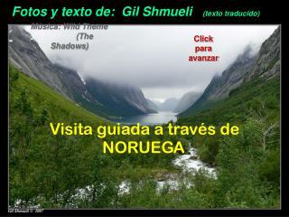 Fotos y texto de:  Gil Shmueli    (texto traducido)