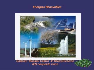 Energ�as Renovables