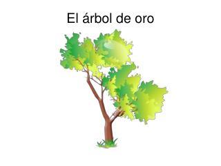 El árbol de oro