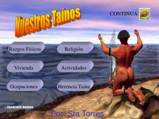 Nuestros Taínos
