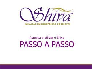 Aprenda a utilizar o Shiva PASSO A PASSO