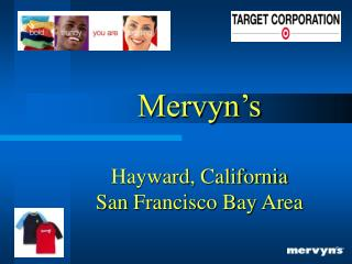 Mervyn's Hayward, California San Francisco Bay Area