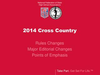 2014 Cross Country