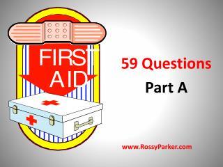 59 Questions Part A