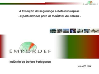 Indústria de Defesa Portuguesa
