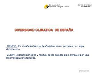 """M.C García Chimeno IES """"Leopoldo Cano"""""""