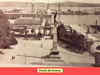 Puerta del Arsenal