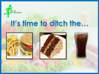 It's time to ditch the…