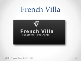 Furniture Miami - www.frenchvilla.net