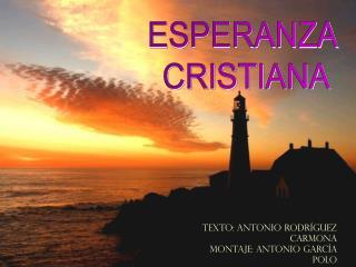 ESPERANZA  CRISTIANA