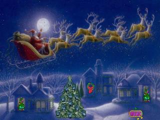 Et ønske om en riktig fredfull jul fra alle oss her på Øyne Camping