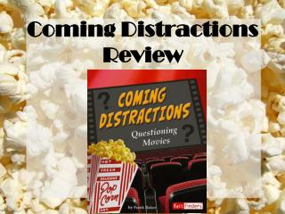 Coming Distractions Review