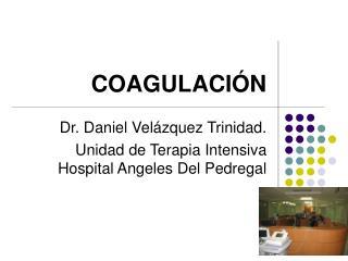 COAGULACI N
