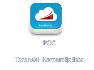 POC Terenski  Komercijalista
