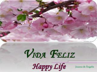 V IDA   F ELIZ  Happy  Life