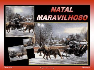 NATAL MARAVILHOSO