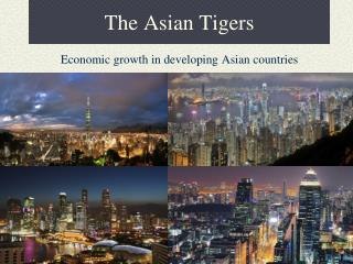 The Asian Tigers