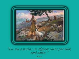 4º DOMINGO DA PASCOA 11 DE MAIO DE 2014 Atos 2,14a.36-4 Salmo 22 (23) 1 Pedro 2,20b-25 Jo 10,1-10