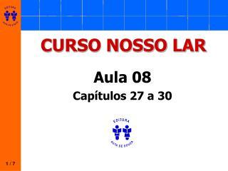 CURSO NOSSO LAR