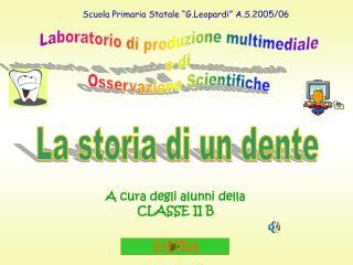 Laboratorio di produzione multimediale  e di  Osservazione Scientifiche