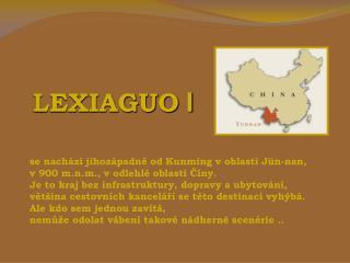 LEXIAGUO  I
